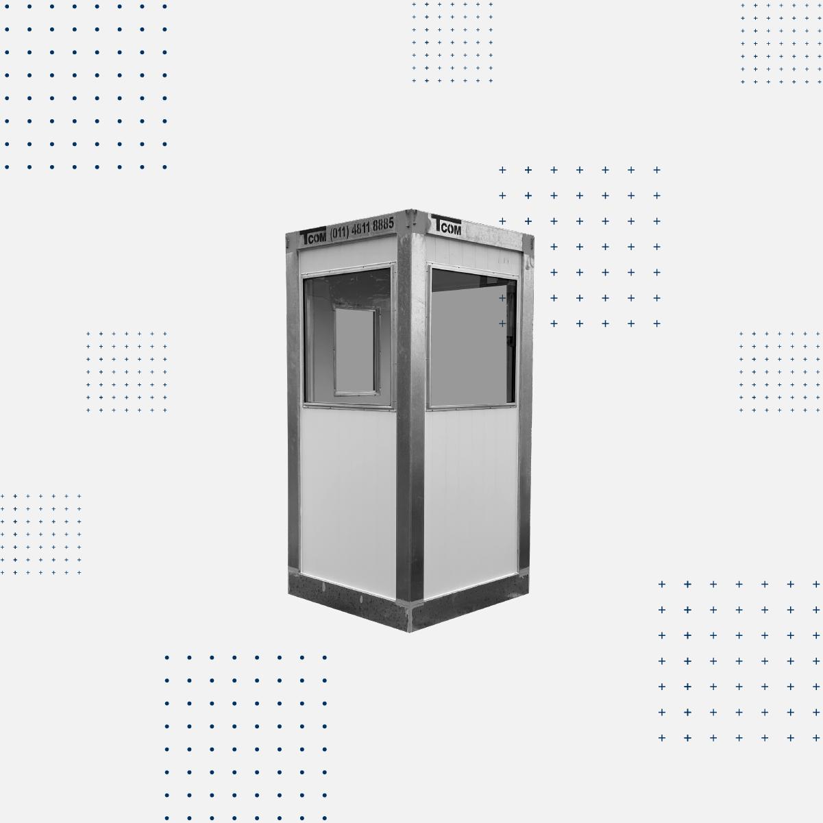 módulo cabina vigilancia 12